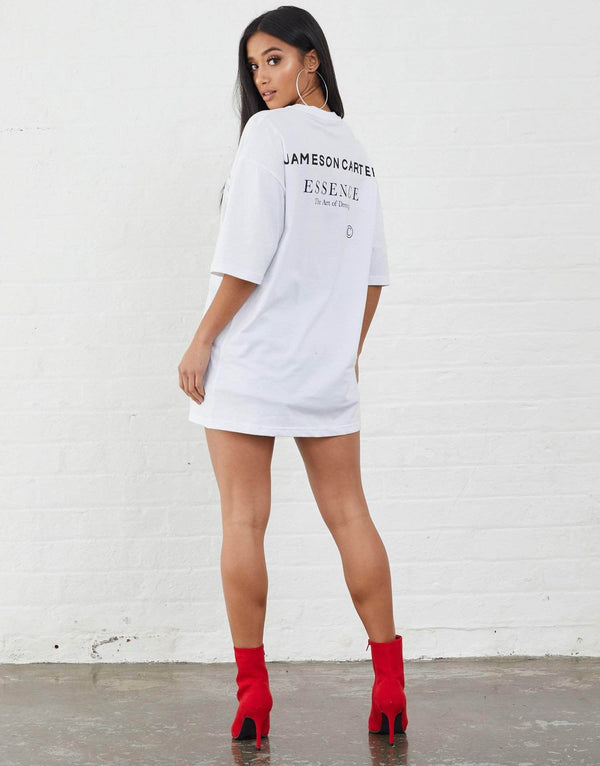 Workshop Oversized T-Shirt - White