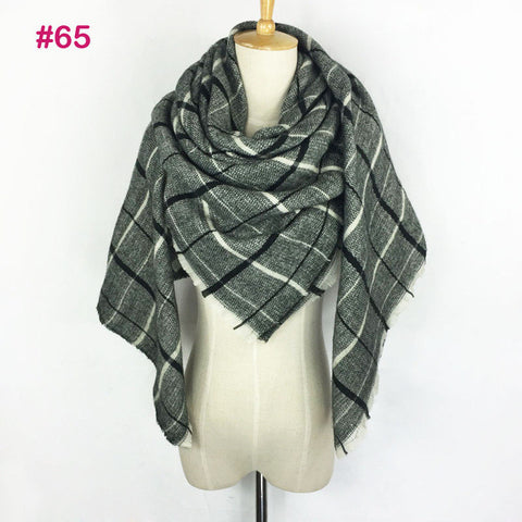 Soft Blanket Luxury Scarf