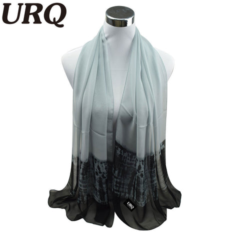 Silk Solid Colored Luxury Scarf