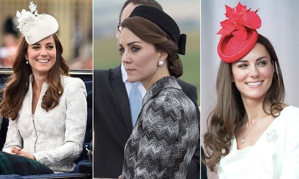 Kate Middleton is the queen of hair accessories, here's proof!