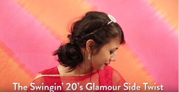 Glamour Side Twist