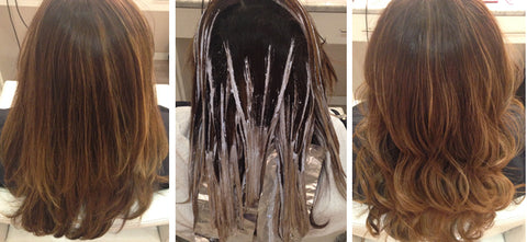 On Trend Balayage Hair Hair Drama Company