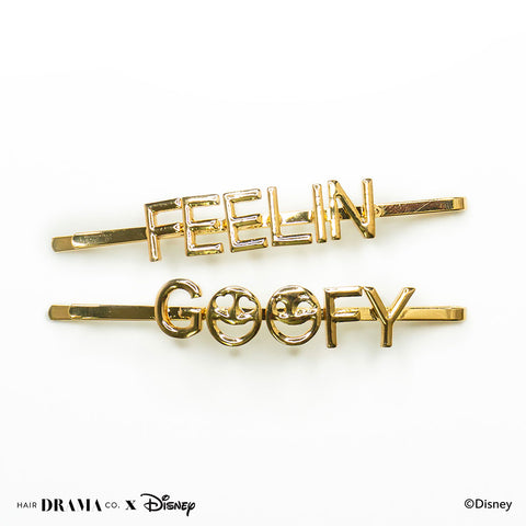 HDC x Disney Goofy Pins - Set of 2