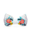 White Nemo Headband