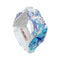 Colour Me Magic Knotted Headband -White