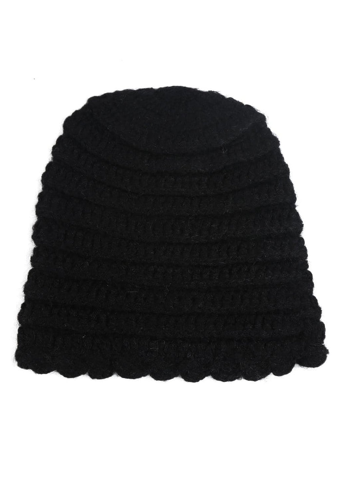 Snug Bug Beanie Black - Hair Drama Company