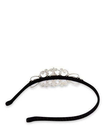 Ivy Headband - Black - Hair Drama Company