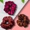 Ruby Scrunchies Set - Set of 3
