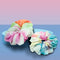 Tie And Dye Scrunchies Set - Set of 2