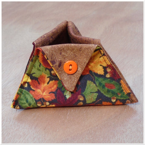 Fall Leaves Thread Catcher/Ort Catcher