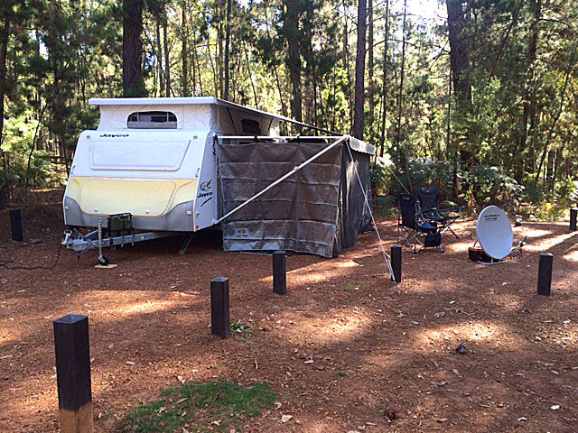 Dwellingup Camp