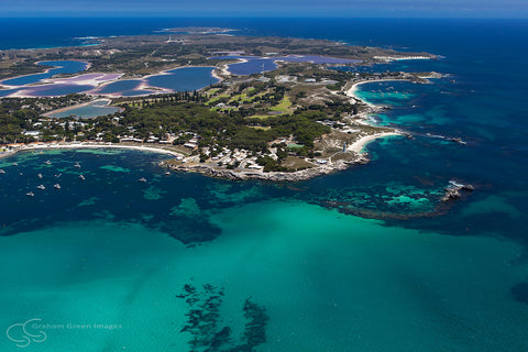 Bathurst Point, Rottnest - RT5020