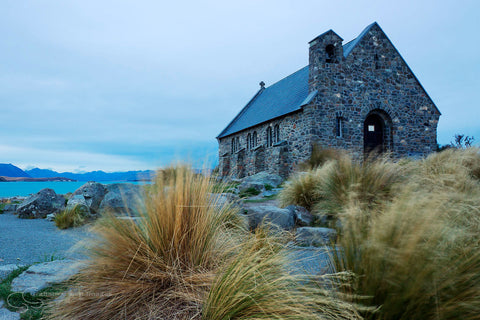Church, Tekapo, NZ - NZ4009