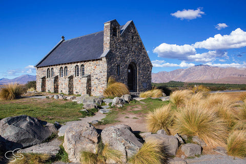 Church, Tekapo, NZ - NZ4035