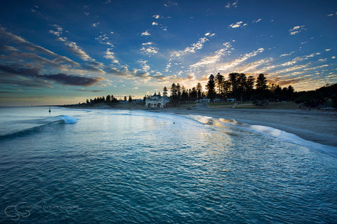Sunrise, Cottesloe Beach - CO6010