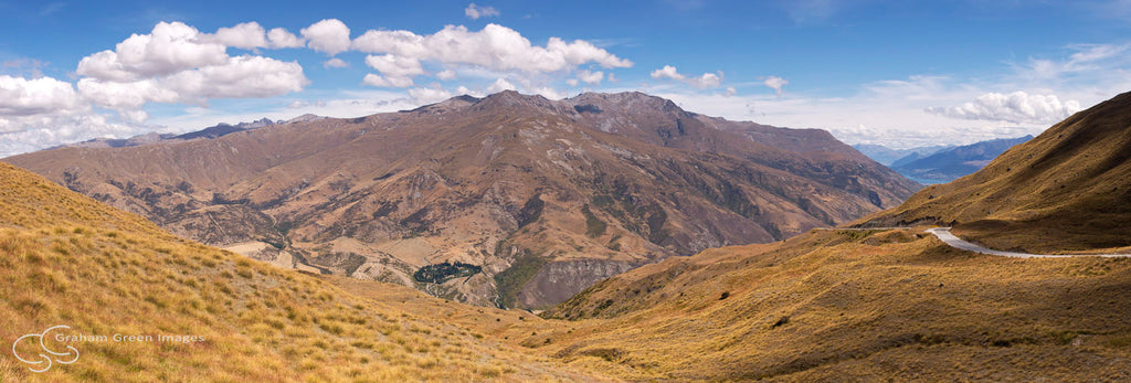 Crown Range, NZ - NZ4017