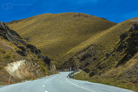 Crown Range, NZ - NZ4038
