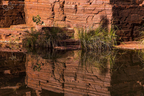 Reflections, Karijini - KJ7005