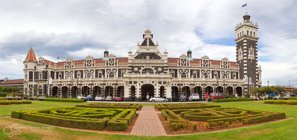 Dunedin Railway Station, NZ - NZ4027
