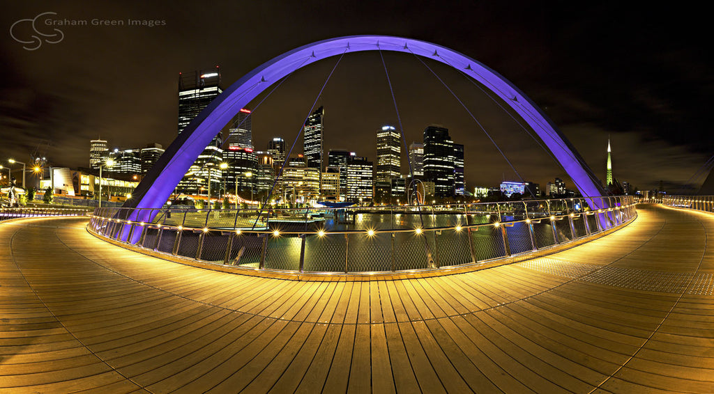 Elizabeth Quay Bridge - EQ3101