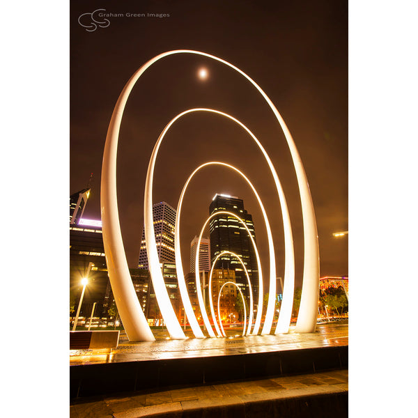 Sculpture, Elizabeth Quay - EQ3115