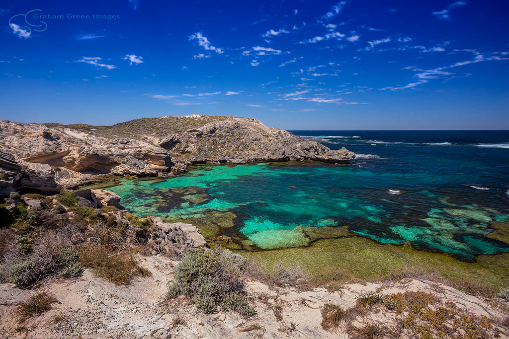 Fish Hook Bay, Rottnest - RT5042