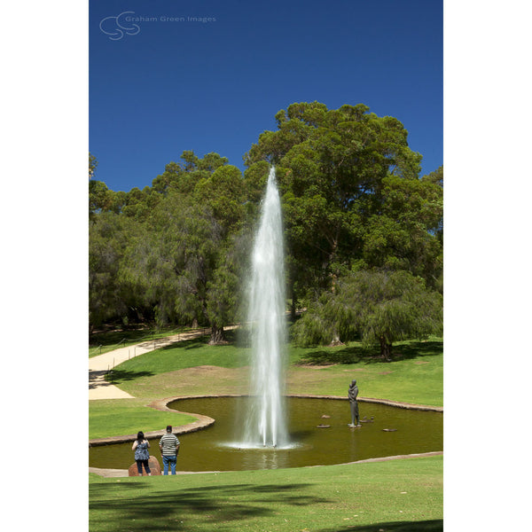 Fountain, Kings Park - KP3007