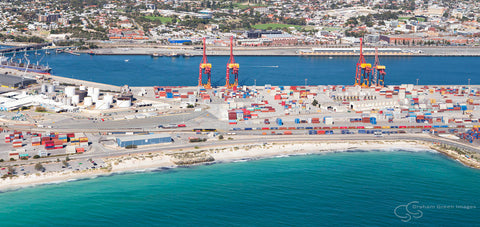 Fremantle Port - FR7213