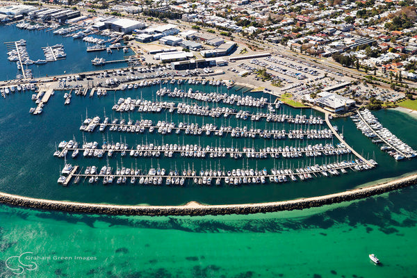 Fremantle Marina - FR7212