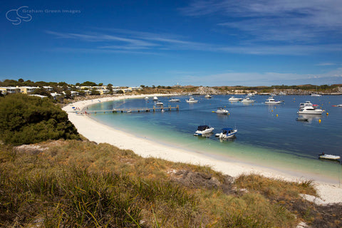 Geordie Bay, Rottnest - RT5006