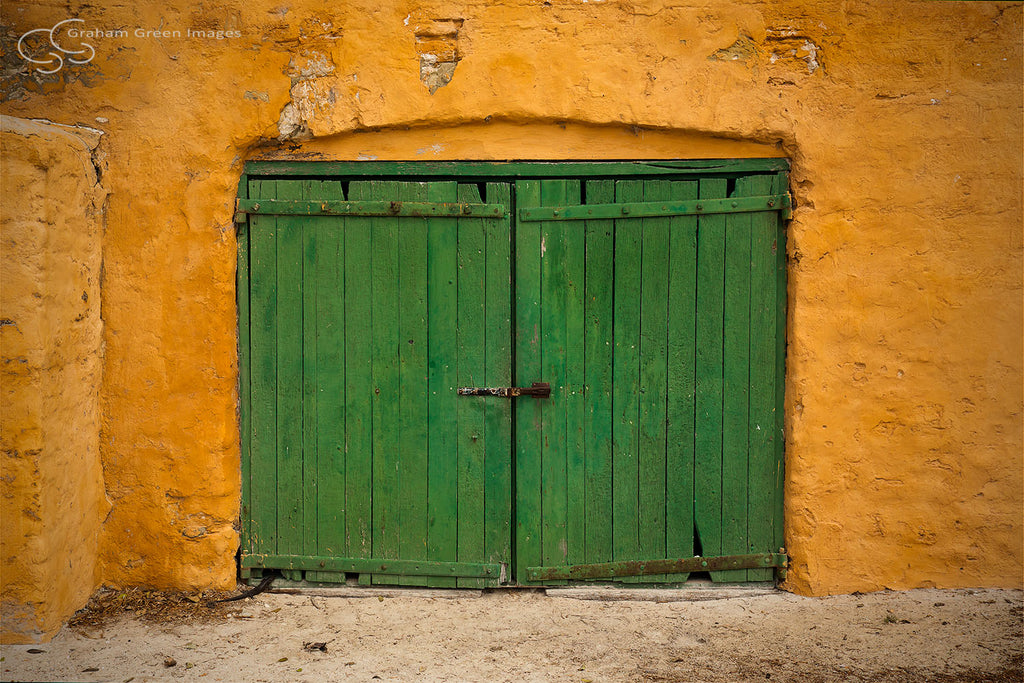 Green Door, Rottnest - RT5008