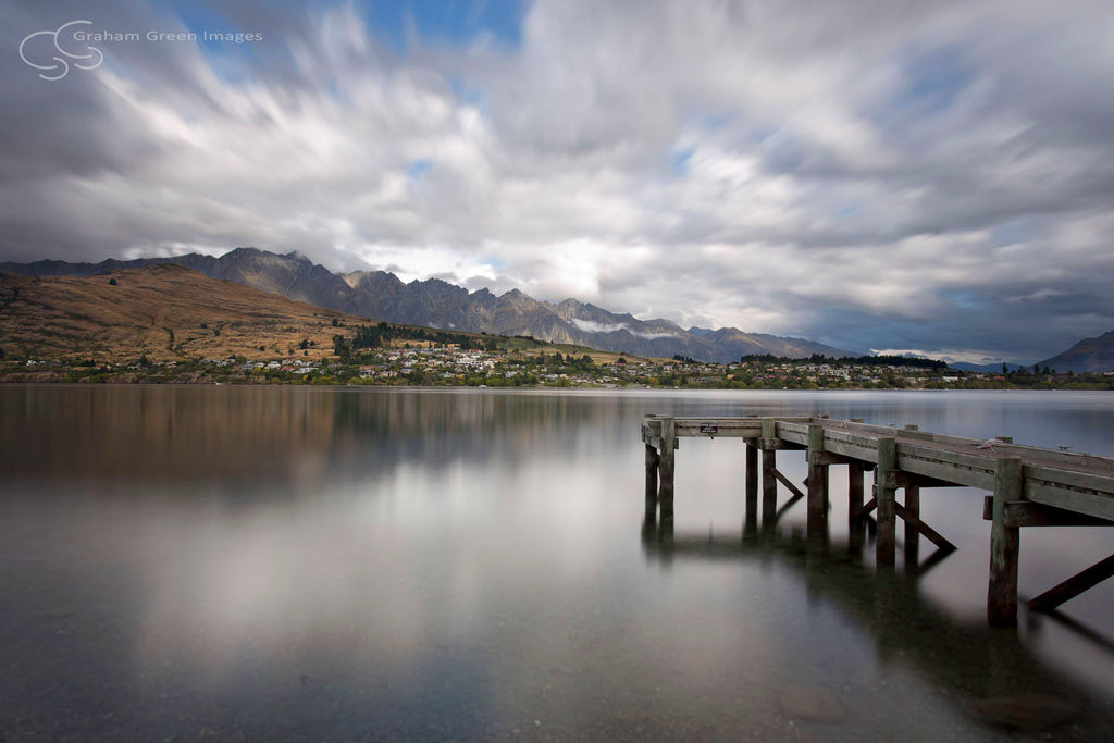 Queenstown Jetty, NZ - NZ4014