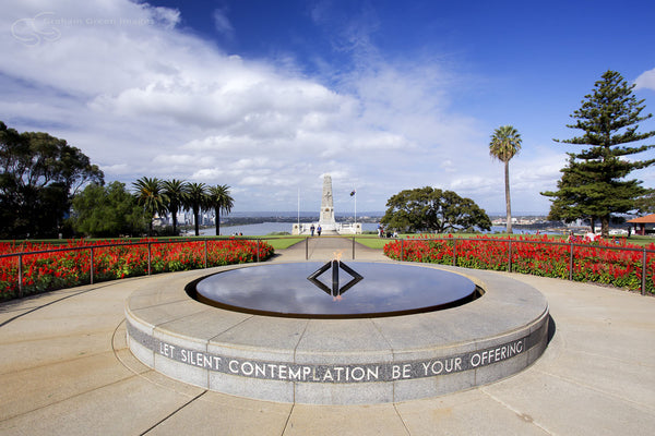 War Memorial, Kings Park - KP3002