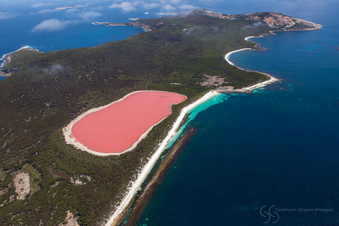 Lake Hillier, Cape Arid - EA7014