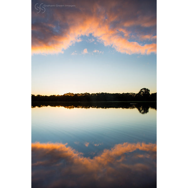 Sunrise, Lake Joondalup - JN4119