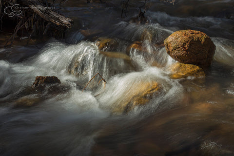 Stream, Lesmurdie - PH7107