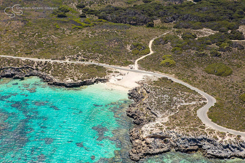 Little Salmon Bay, Rottnest - RT5018