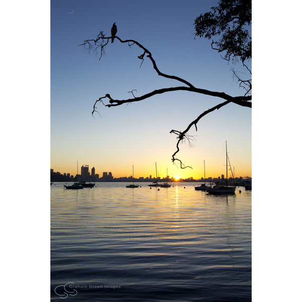 Sunrise, Matilda Bay - MB1007