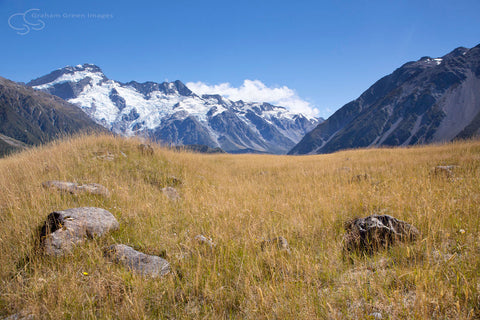 Mt Cook, NZ - NZ4013