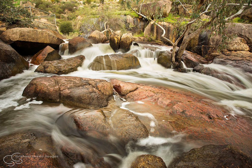 Waterfall, John Forrest N.P. - PH7109