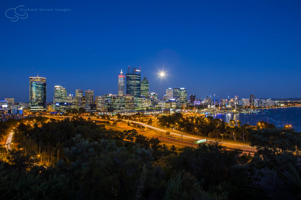Full Moon, Perth - CV5014