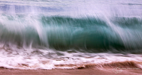 Wave, Shelley Beach - GS2023