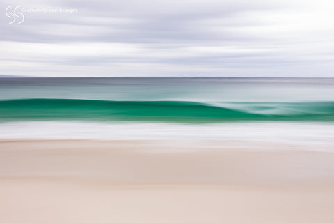 Wave, Shelley Beach - GS2001