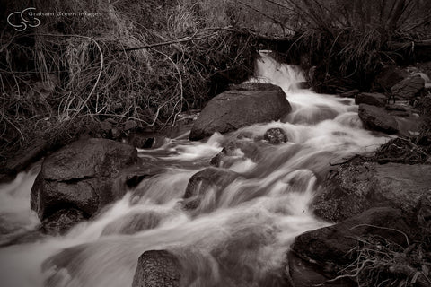 Stream, Lesmurdie - PH7102