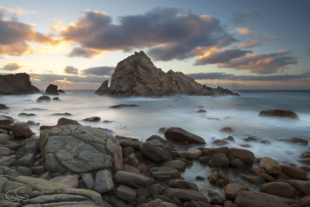 Sunset, Sugarloaf Rock - SW4019
