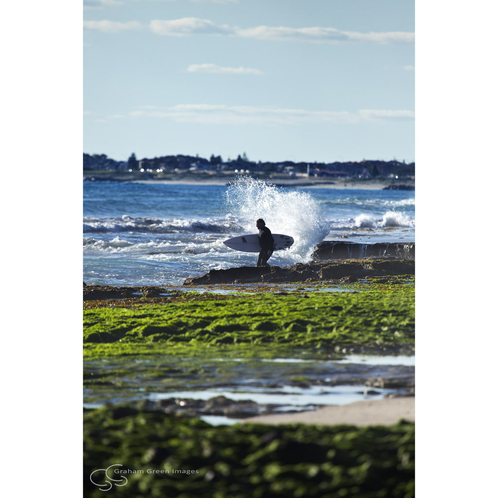 Surfer, North Beach - NB2021