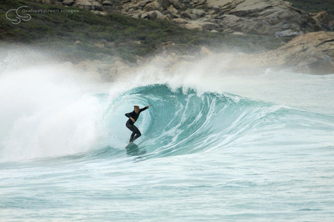 Surfer, Redgate Beach - SW4016