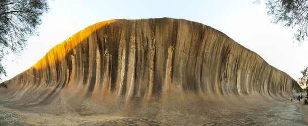 Wave Rock, Hyden - ES7108
