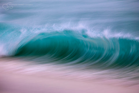 Wave, Shelley Beach - GS2004