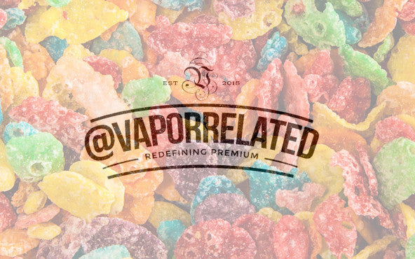 #FRUITROCKS - AffordableVapor